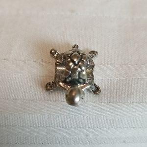 Jewelry - Silver Turtle Bracelet Charm